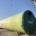 26 juli 2019; eerste mastdelen windmolen 1 gebracht