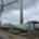 21 augustus 2019; opbouw windmolen 2