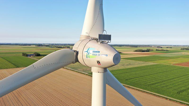 Windpark Samen voor de Wind